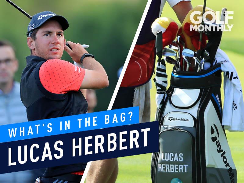 Lucas Herbert What's In The Bag?