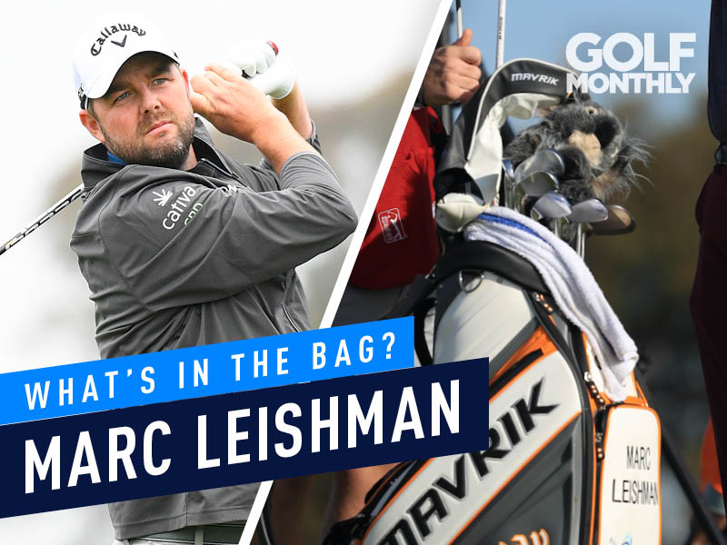 Marc Leishman What's In The Bag?