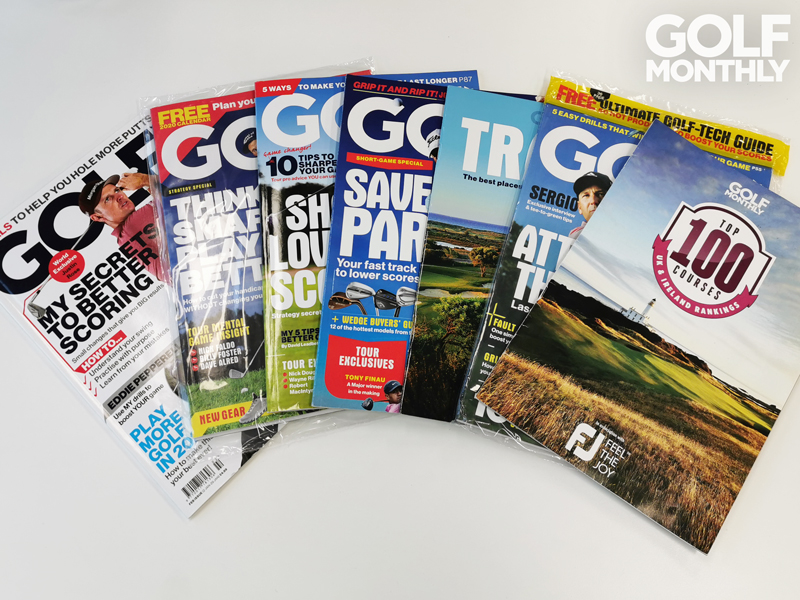 SALE: Golf Monthly Magazine Subscription Deal - Six Issues For £6 - Golf Monthly