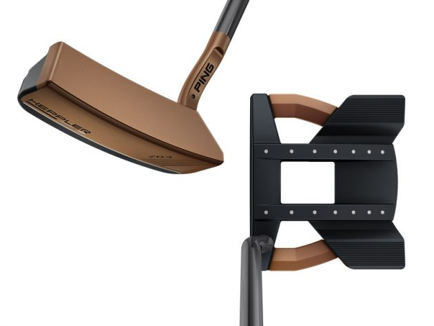 Ping Heppler Putters Unveiled