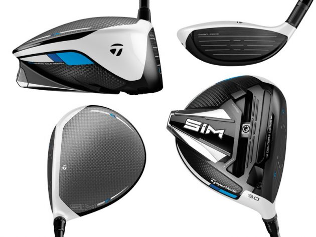 TaylorMade SIM Drivers Unveiled - Golf Monthly Gear News