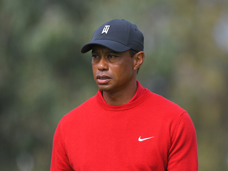 Tiger Woods Pays Tribute To Kobe Bryant
