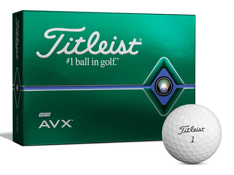 New Titleist AVX Golf Ball Revealed - Golf Monthly