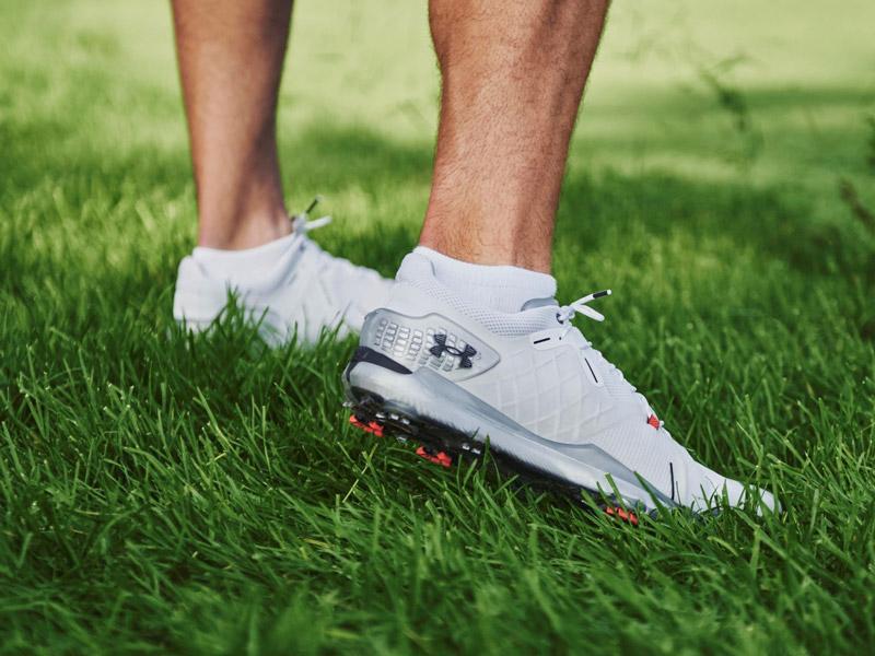 Under Armour Spieth 4 GTX Shoe Revealed - Golf Monthly