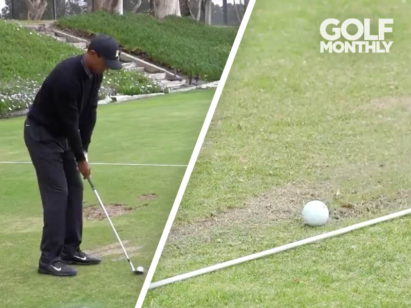 Sound Up! The Viral Tiger Woods Practice Video Is Mesmerising