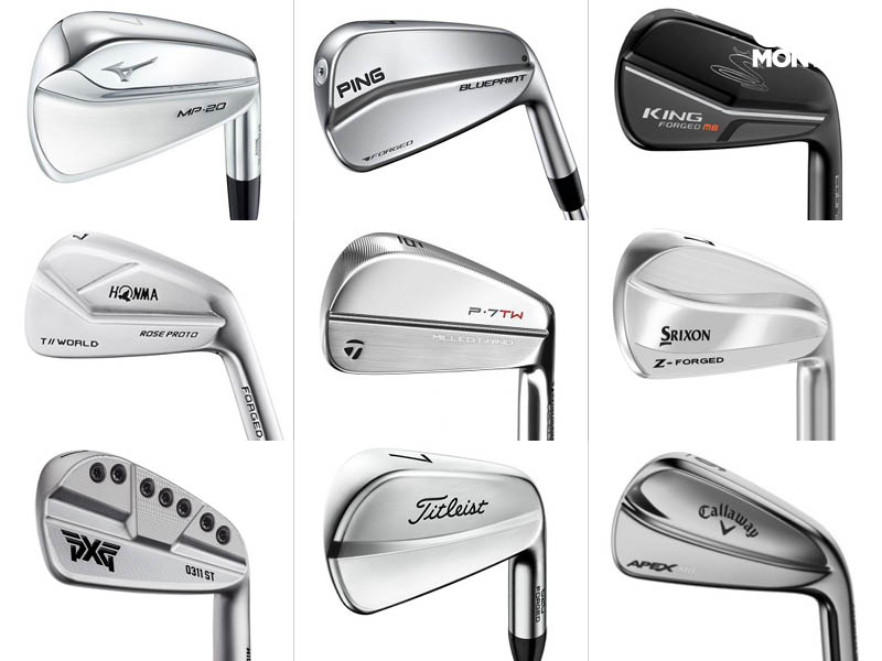 Best Players Irons 2021 The Best Blades 2020 – These Clubs Will Blow Your Mind
