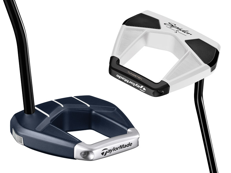 TaylorMade Spider S Putters Introduced