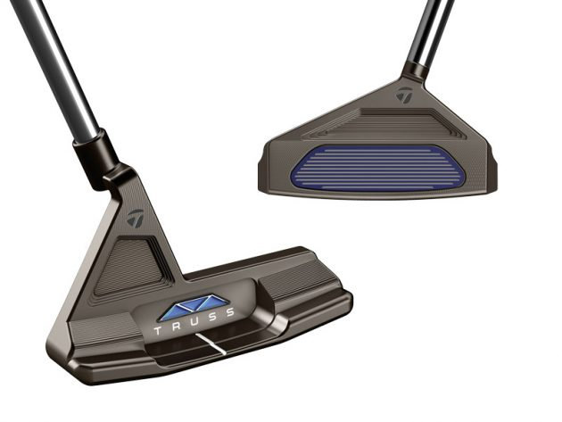 TaylorMade Truss Putters Revealed