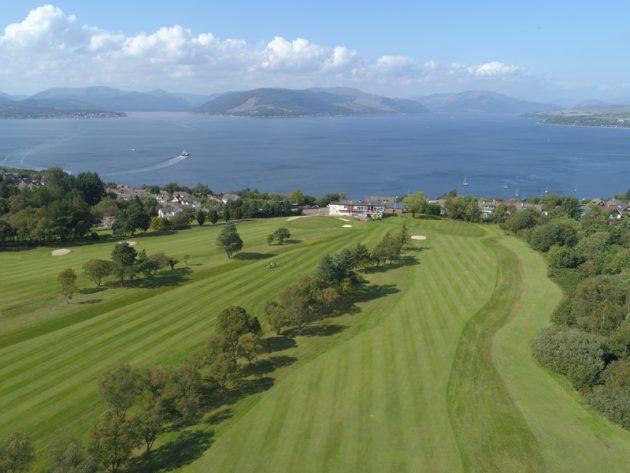 Scottish Golf VMS