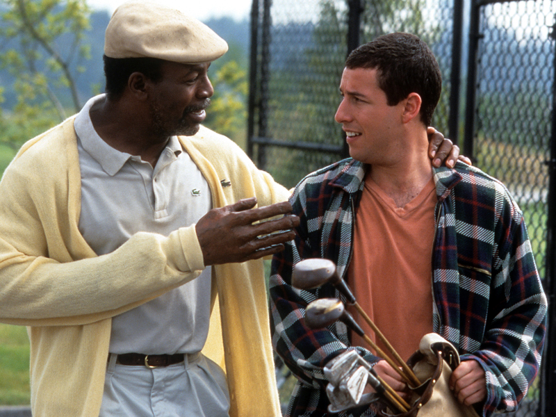 5 Things You Can Learn From Happy Gilmore - Golf Monthly