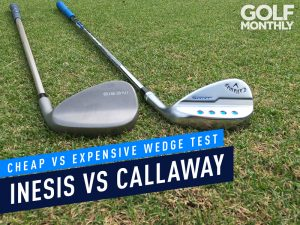 Cheap Vs Expensive Wedge Test - £30 Inesis Vs £149 Callaway