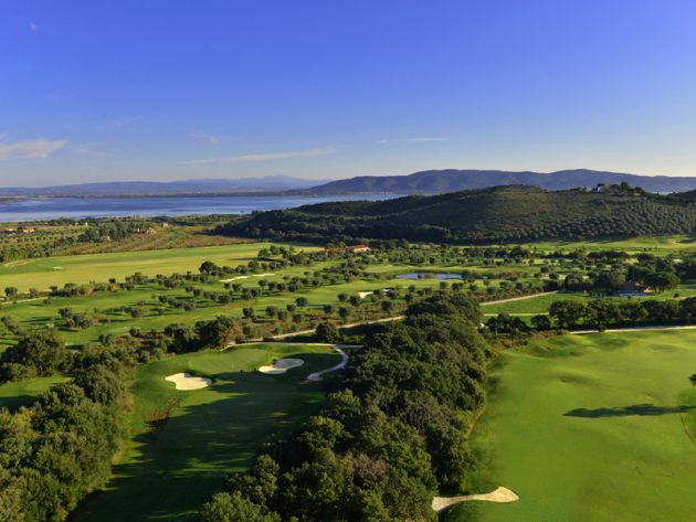 Best Golf Courses In Italy