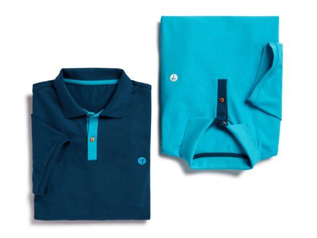 Environmentally Friendly Ocean Tee Mako Polo Shirt Revealed