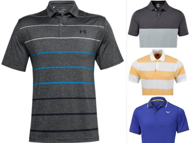 Gracioso escocés Casi muerto  Best Golf Polos – Look your best on the fairways with these shirts