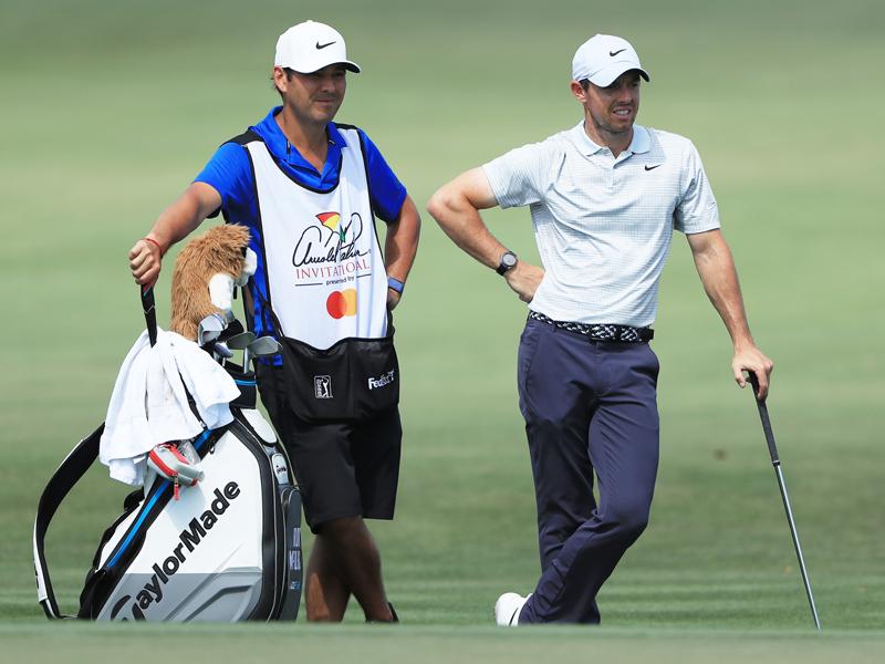 McIlroy's Caddie To Quarantine In The US Ahead Of PGA Tour Restart