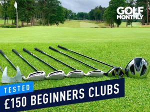 £150 Beginners Clubs Tested