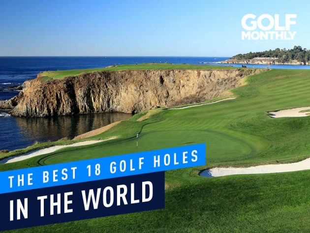 The Best 18 Golf Holes In The World