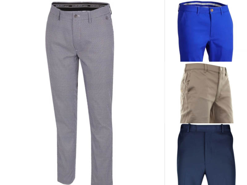 Best Golf Trousers 2020 - Perfect your look on the course this season