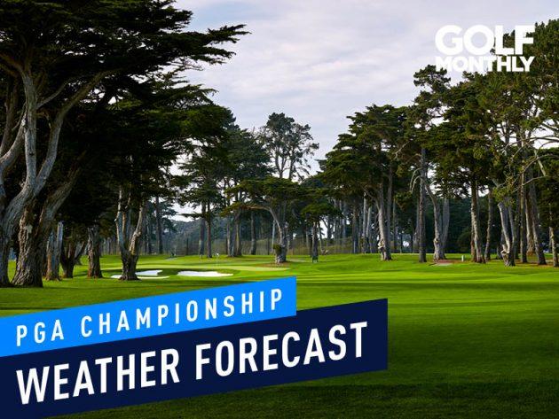 PGA Championship Weather Forecast