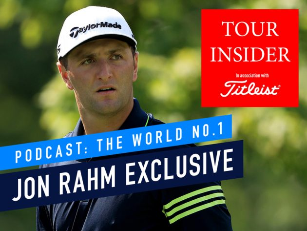 Jon Rahm Golf Monthly Clubhouse Podcast