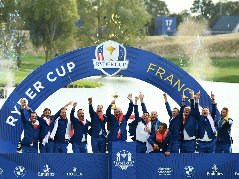 7 Reasons Why The Ryder Cup Postponement Is Good News