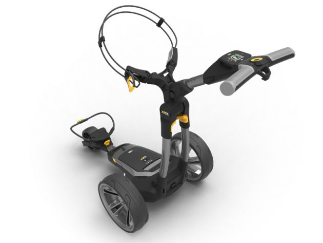 PowaKaddy CT6 GPS Electric Trolley Review, Best Golf Carts