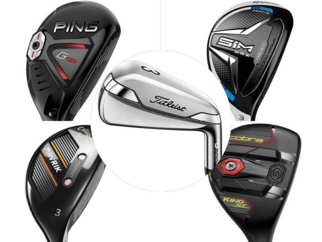 Best Golf Hybrids 2021 Best Golf Hybrids And Utility Clubs 2020   Read our guide
