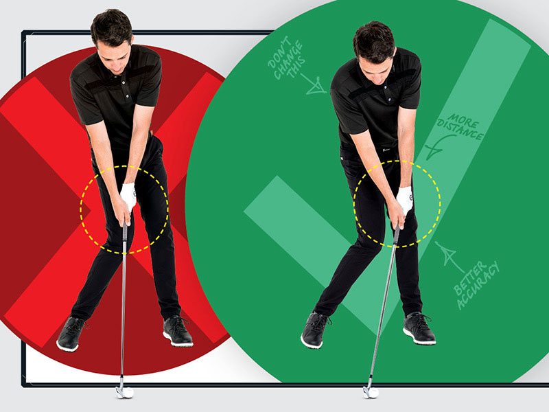The Secret To Better Ball-Striking Lines On Your Clubs