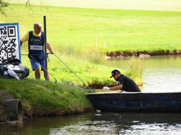 Joel Sjoholm Takes Boat To Play Shot