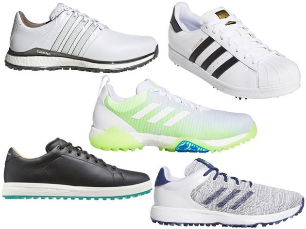 Carretilla presupuesto recurso  Best Adidas Golf Shoes - The best golf shoes from the brand