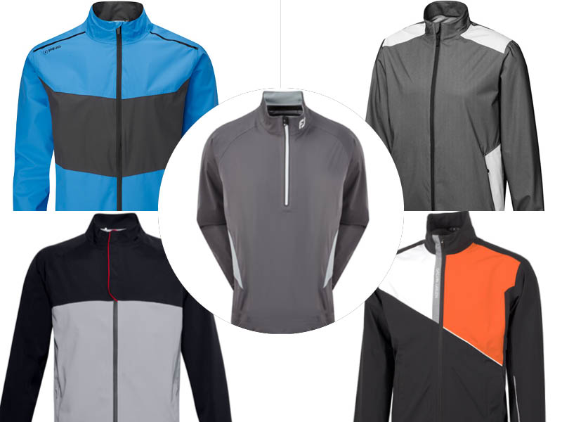 Best Waterproof Golf Jackets 2020 - Play Through The Rain This Winter!