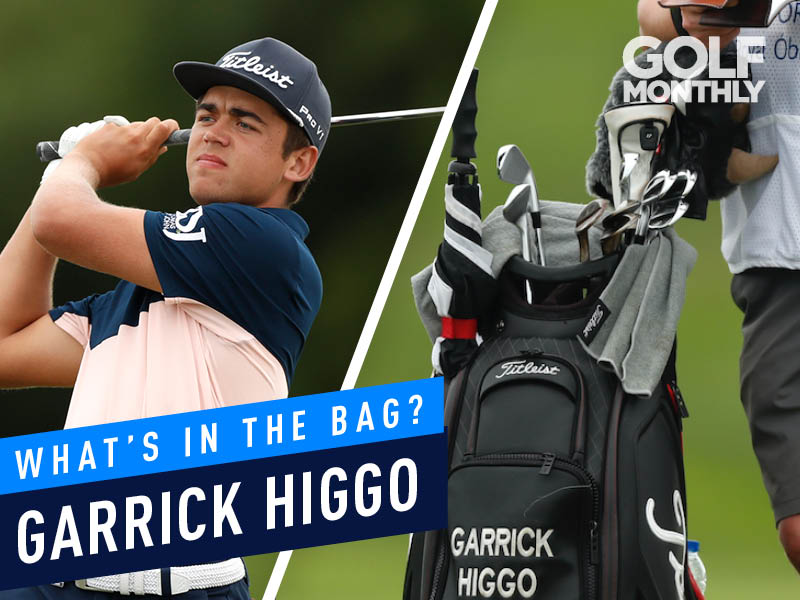 Garrick Higgo What's In The Bag? - Golf Monthly Gear