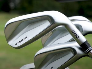 £350 Iron Set Tested