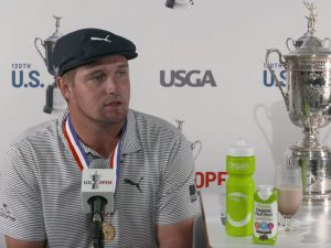 Bryson DeChambeau's US Open Winning Press Conference