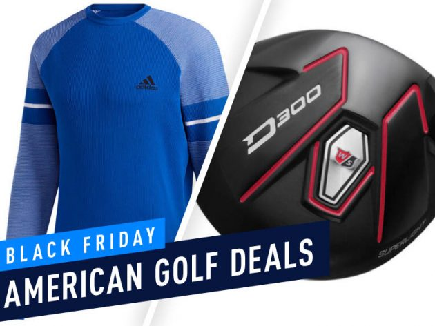 Black Friday American Golf Deals