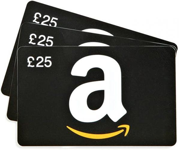 Amazon uk gift card