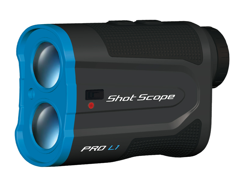 Shot Scope Pro L1 Laser Rangefinder Unveiled - Golf Monthly