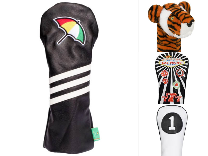 Best Golf Headcovers - Make your bag look the part