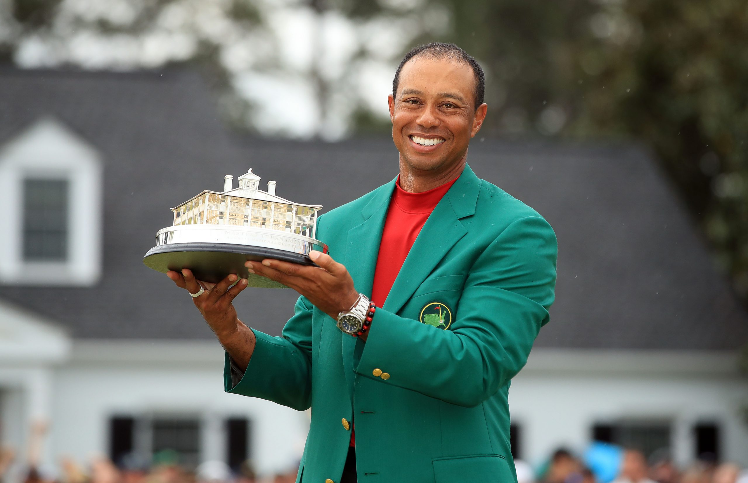 Perks Of Winning The Masters