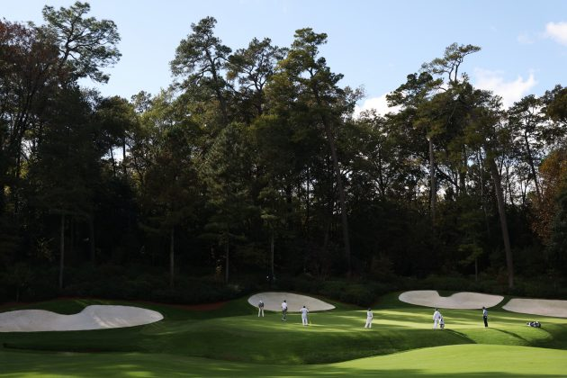 13th Augusta National