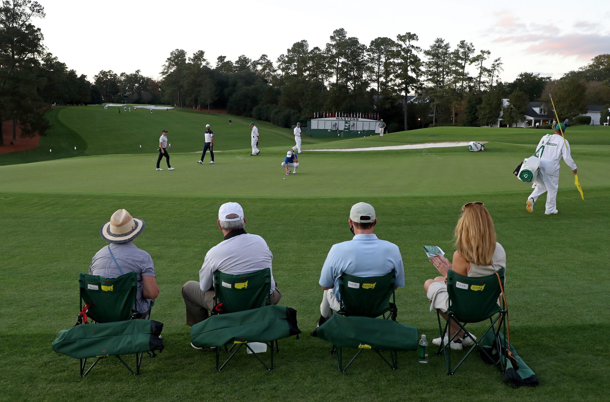 The 5 Best And 5 Worst Things About The Masters 2020