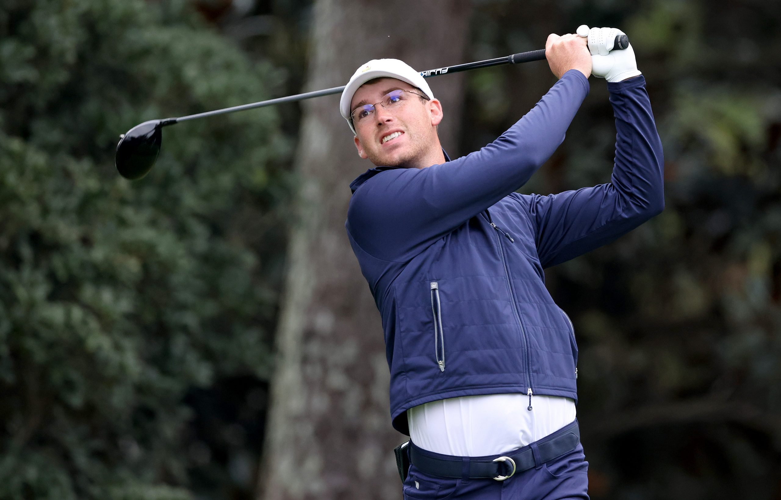 Andy Ogletree Claims Low Amateur Honours At The Masters