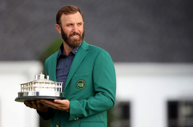 What Dustin Johnson Gets For Winning The Masters