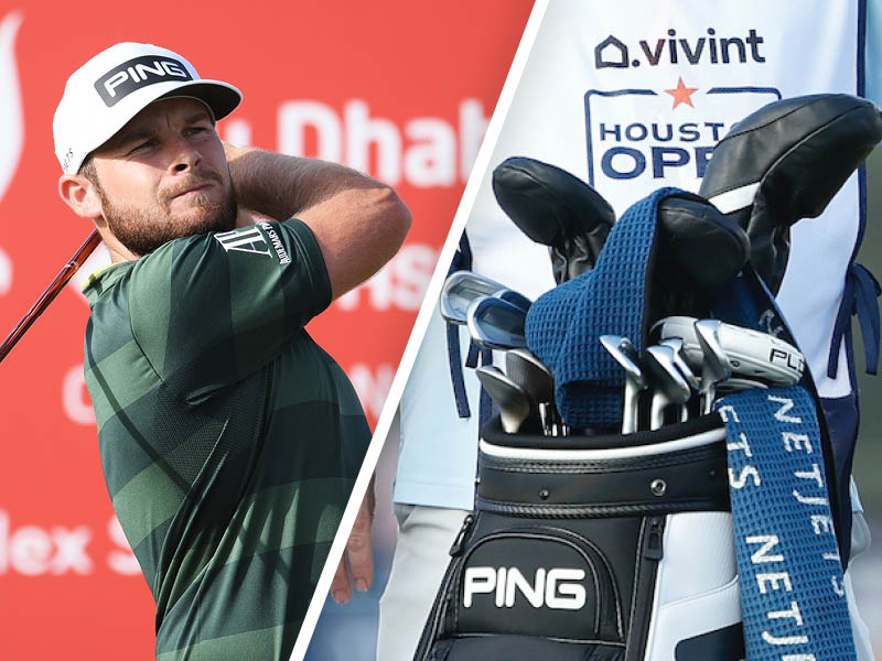 Tyrrell Hatton What's In The Bag? - Six-Time European Tour Winner