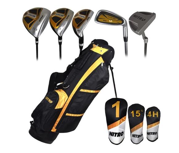 Nitro Golf X Factor Package Set