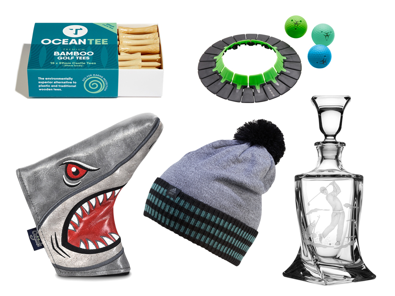 Christmas Golf Gifts 2020 - Gift Ideas Galore For Golfers