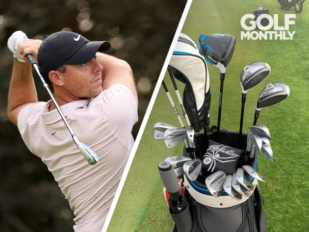 Rory Mcilroy What S In The Bag Four Time Major Winner