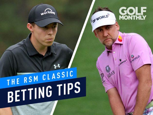 The RSM Classic Golf Betting Tips 2020