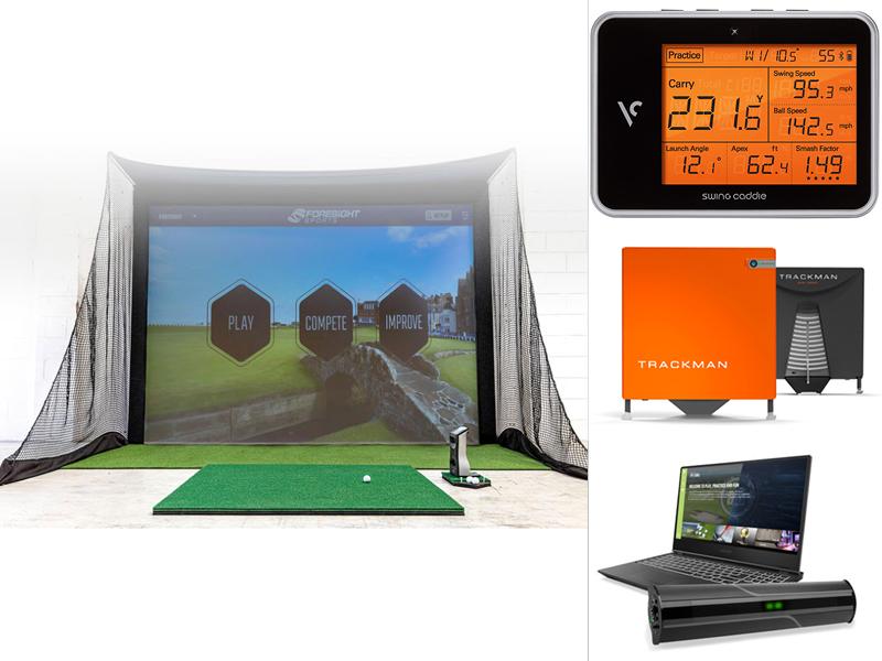 Best Golf Simulator - Cutting Edge Technology At Home