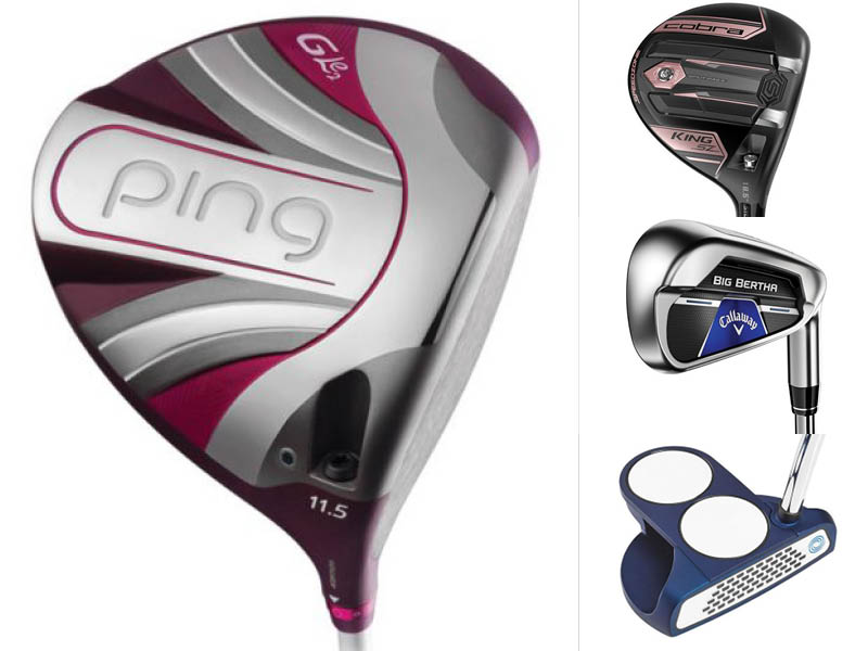 Best Women's Golf Clubs: How To Find The Right Clubs For ...